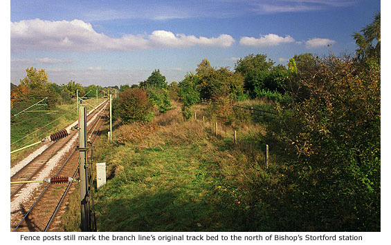 Branchline route