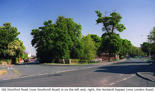 Southmill Road junction