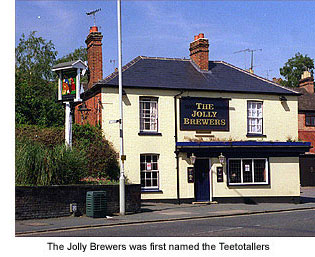 Jolly Brewers pub