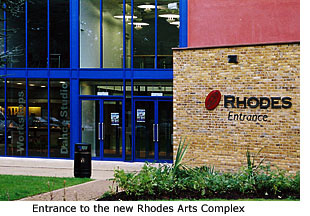 New Rhodes Centre