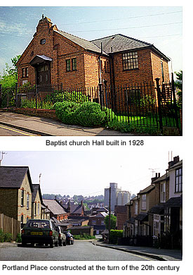 baptist church hall