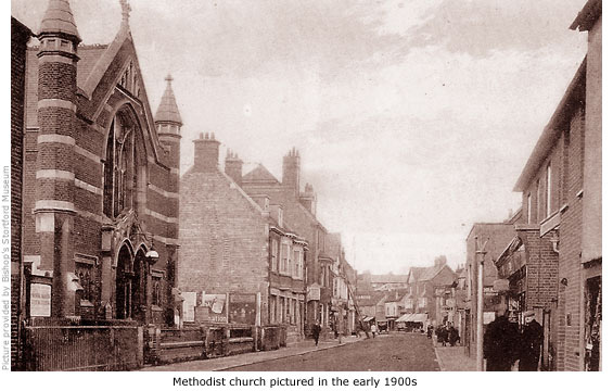 church early 1900s
