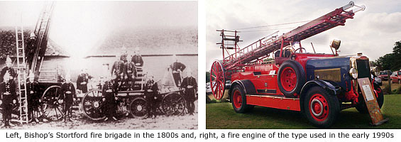 early fire engines