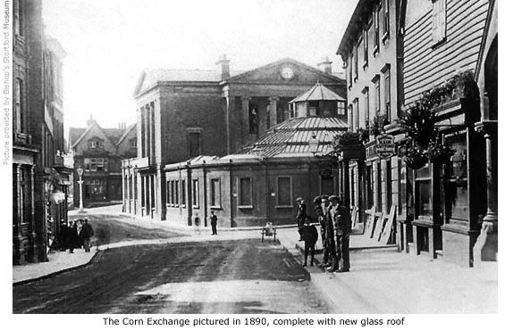Corn Exchange 1890