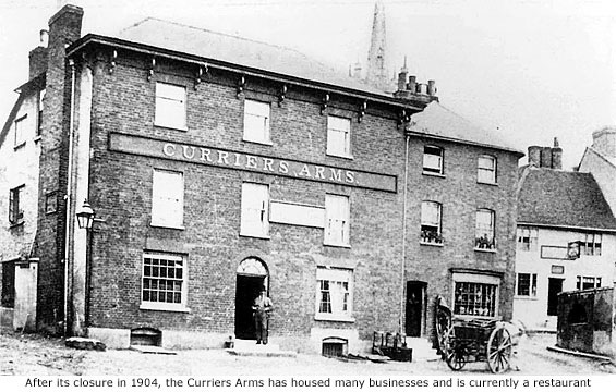 Curriers Arms late 19th century