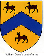 William Dane's Coat of Arms