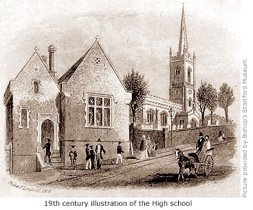 Illustration of Grammar School