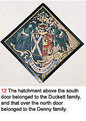 The Hatchment