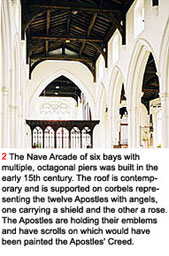 The Nave Arcade