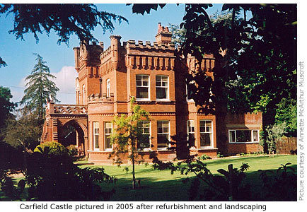 carfield castle