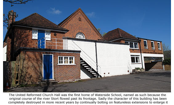 former waterside school