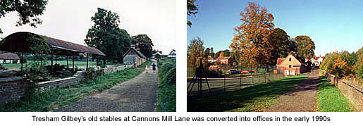 Cannons Mill Lane