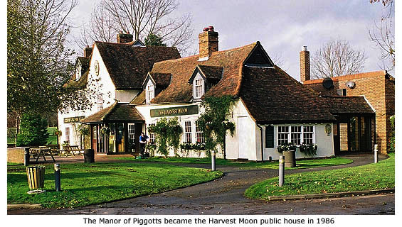 piggotts manor/harvest moon