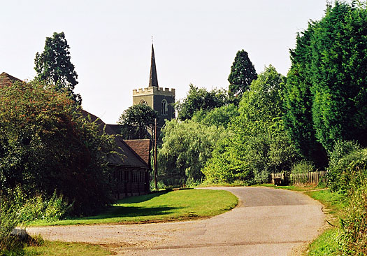 Church approach