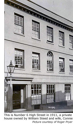 No 6 High Street 1911
