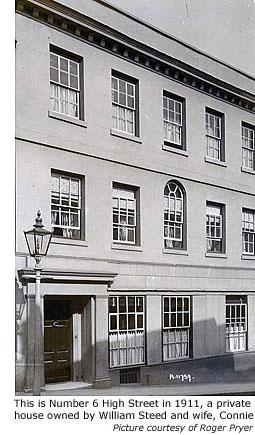 No 6 High Street 1911