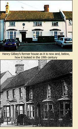 henry gilbeys house