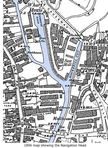 Guide 11: Stort Navigation   Bishop's Stortford & Thorley